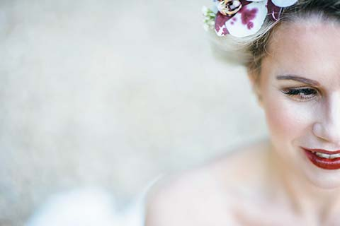 Bridal Portraits by Sussex Wedding Photographer