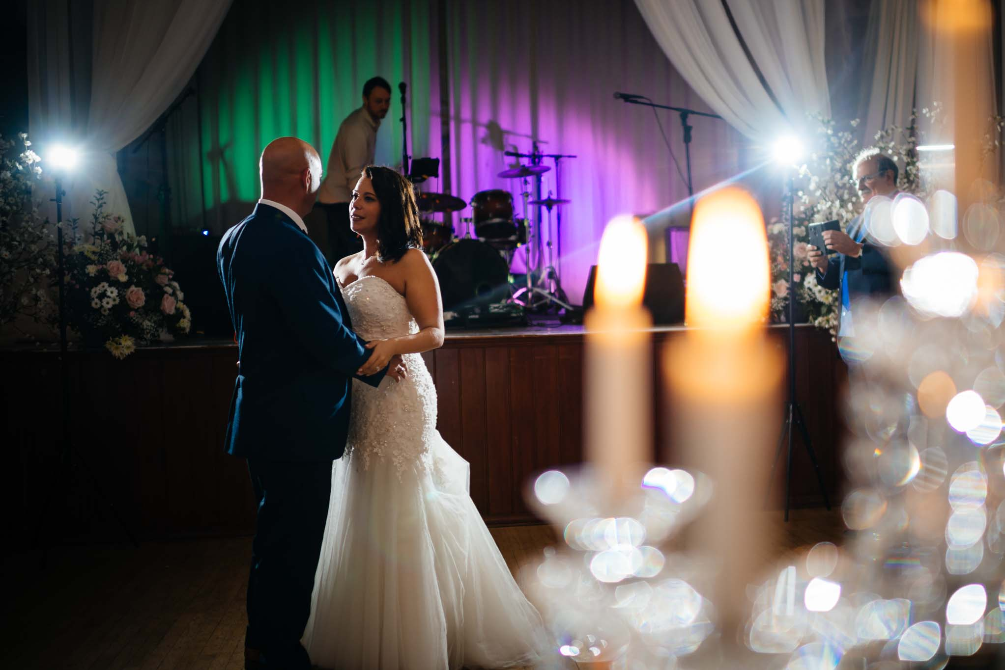 Low light wedding winter wedding sussex wedding photographer00021