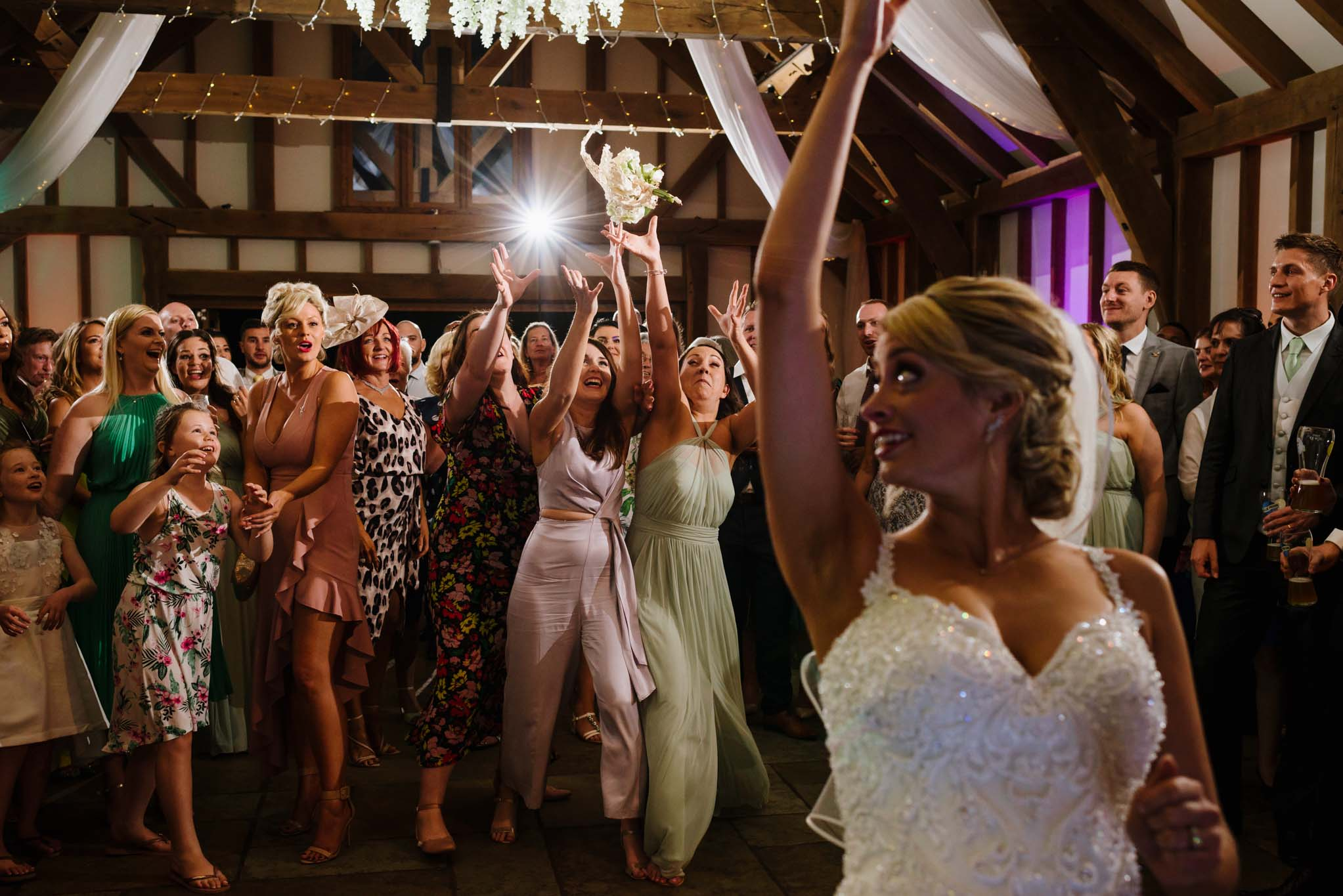 barn wedding photography sussex 371