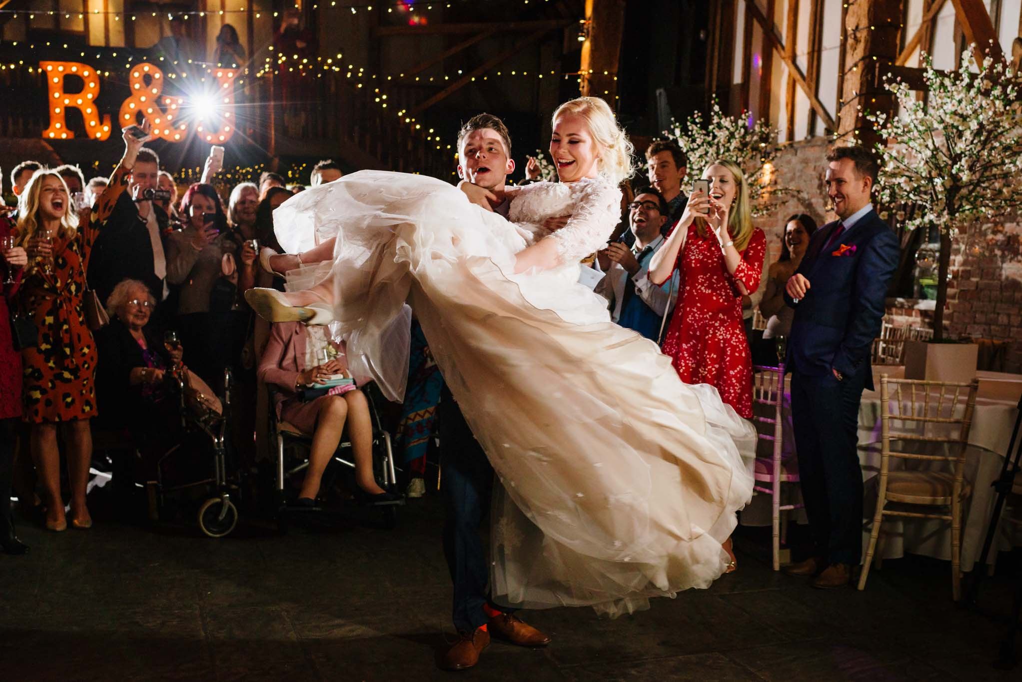 low light wedding winter wedding sussex wedding photographer 34