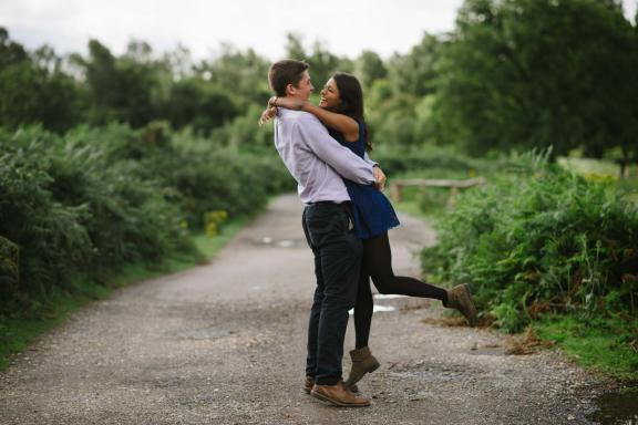 Sussex Engagement Photography Chailey Nature Reserve Ridgeview Wine Estate 00011