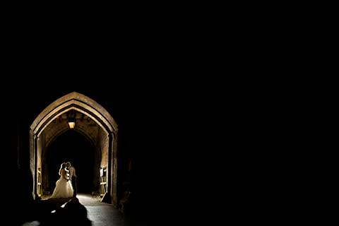 Mathew and Suzanne's Wedding, Rockingham Castle, Northamptonshire